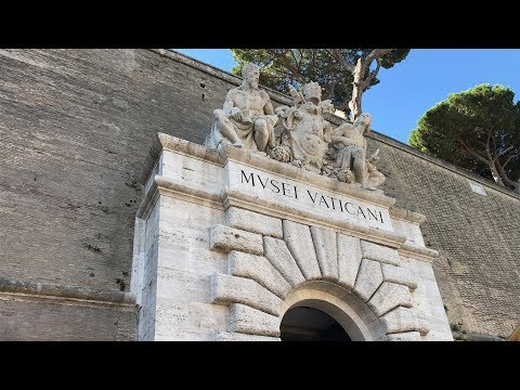 Horns in Italy: Vatican City [August 14, 2017]