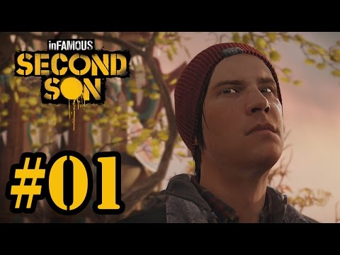 Let's Play: Infamous Second Son (Karma do Bem) - Parte 1