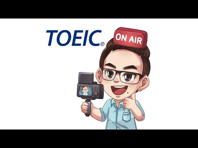 TOEIC Quiz 1 - Increase your TOEIC score! มาตะลุยข้อสอบ TOEIC แล้วเพิ่มคะแนนไปด้วยกัน