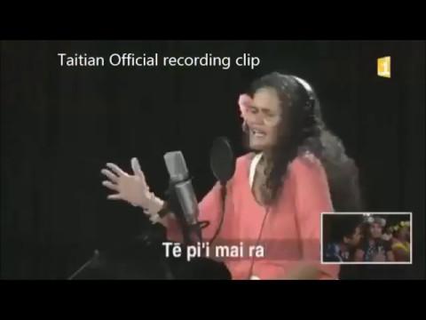 [Moana] Offcial Tahitian Behind The Mic Clip for Moana