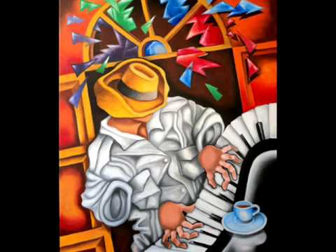 """Miguez Cuban Art Paintings at """"The Weekender"""" event in Miami Lakes."""