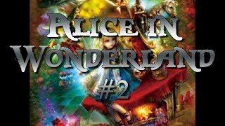 Alice In Wonderland   Square Diamond Painting #2