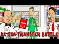 David De Gea Transfer -CONSPIRACY THEORY! (Man Utd Paperwork Real Madrid Funny Cartoon) Cartoon: How Ed Woodward would conduct the transfer