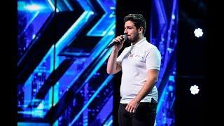 Скачать Foy Vance Make It Rain Vezi Cum Cântă Andrei Liță La X Factor