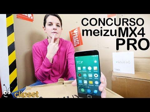 Concurso Meizu MX4 Pro