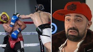 Paulie Malignaggi discusses Conor McGregor sparring video and pictures