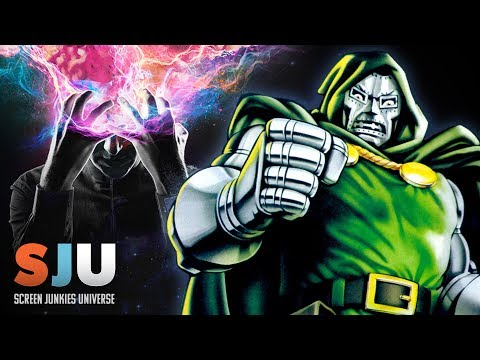 Doctor Doom Movie by Legion Creator Confirmed at SDCC w/ American Gods' Ricky Whittle ! - SJU