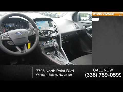 North Point Ford >> 2017 Ford Focus Winston Salem Nc T1096b