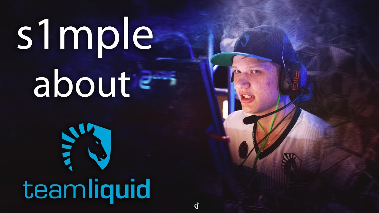 s1mple about Team Liquid