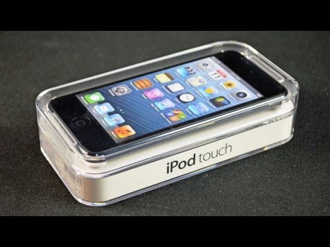Apple iPod Touch 5th Generation: Unboxing & HandsOn