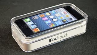 Apple iPod Touch (5th Generation): Unboxing & Hands-On