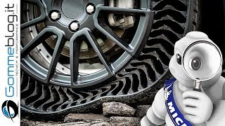 Michelin UPTIS | Airless Tire - Real Life TECH FEATURES