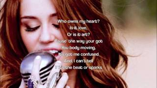 Who owns my heart Miley Cyrus with lyrics NEW SONG