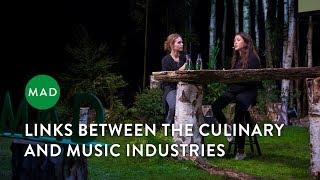 Links Between the Culinary and Music Industries   Nina Persson & Tatiana Levha