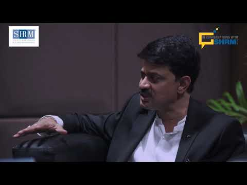 Sreekanth On Agile Leadership- In Conversation with SHRM