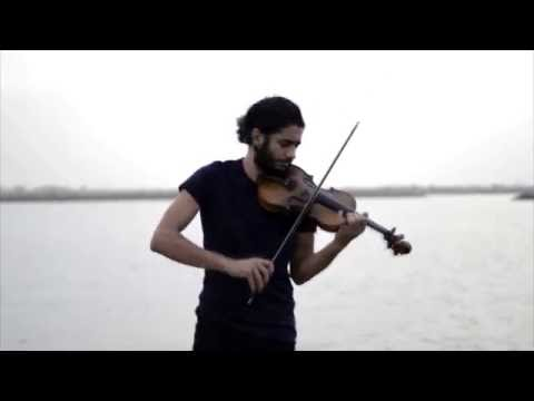 M.R lonely akon Cover music Violin By ( OBIT )