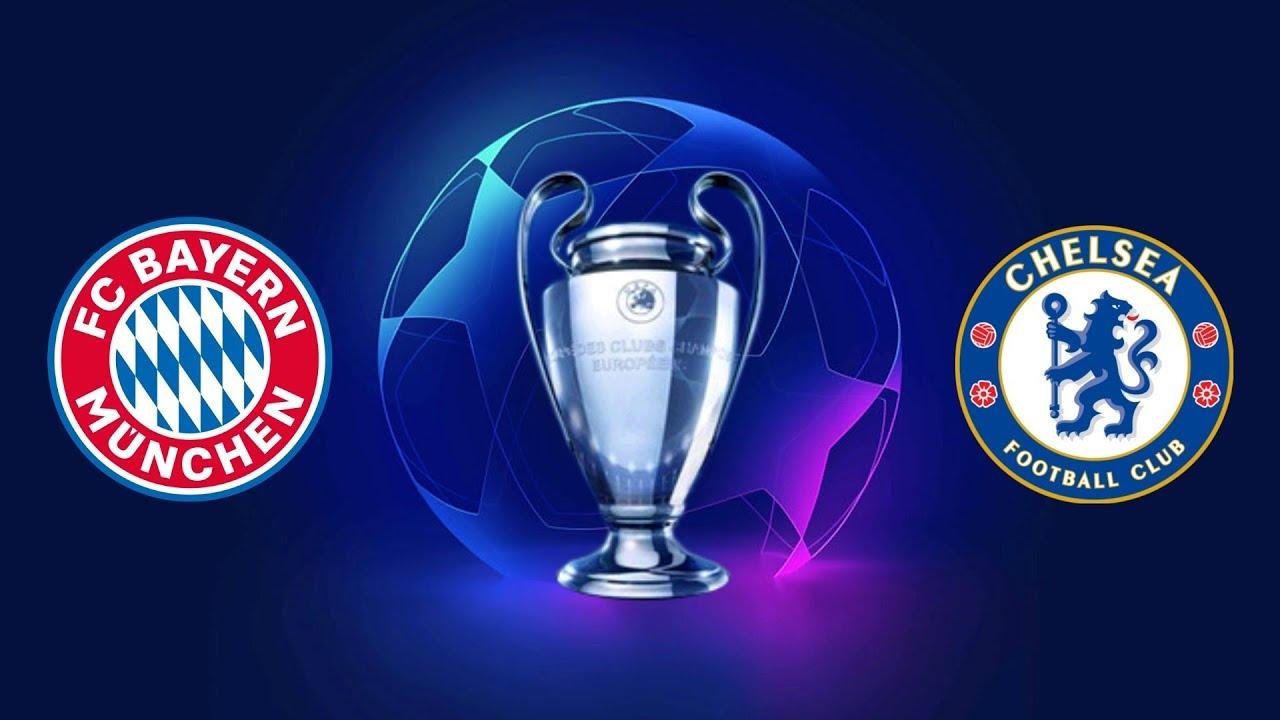 【足球直播】歐冠盃十六強第二回:2020.08.08 03:00-拜仁慕尼黑 VS 車路士(Bayern Munchen  VS Chelsea)