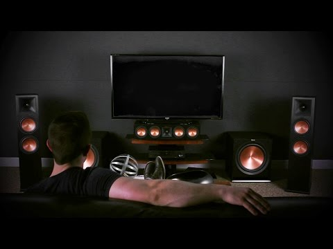Klipsch Reference Premiere Speakers with Dolby Atmos