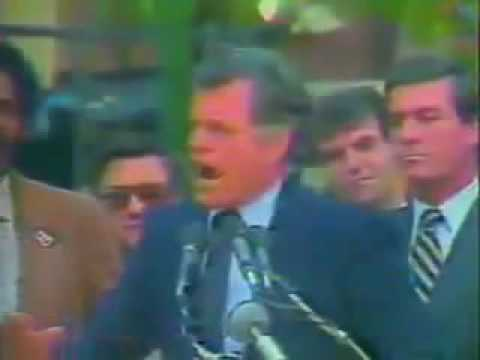 Ted Kennedy - Democrats for Reagan