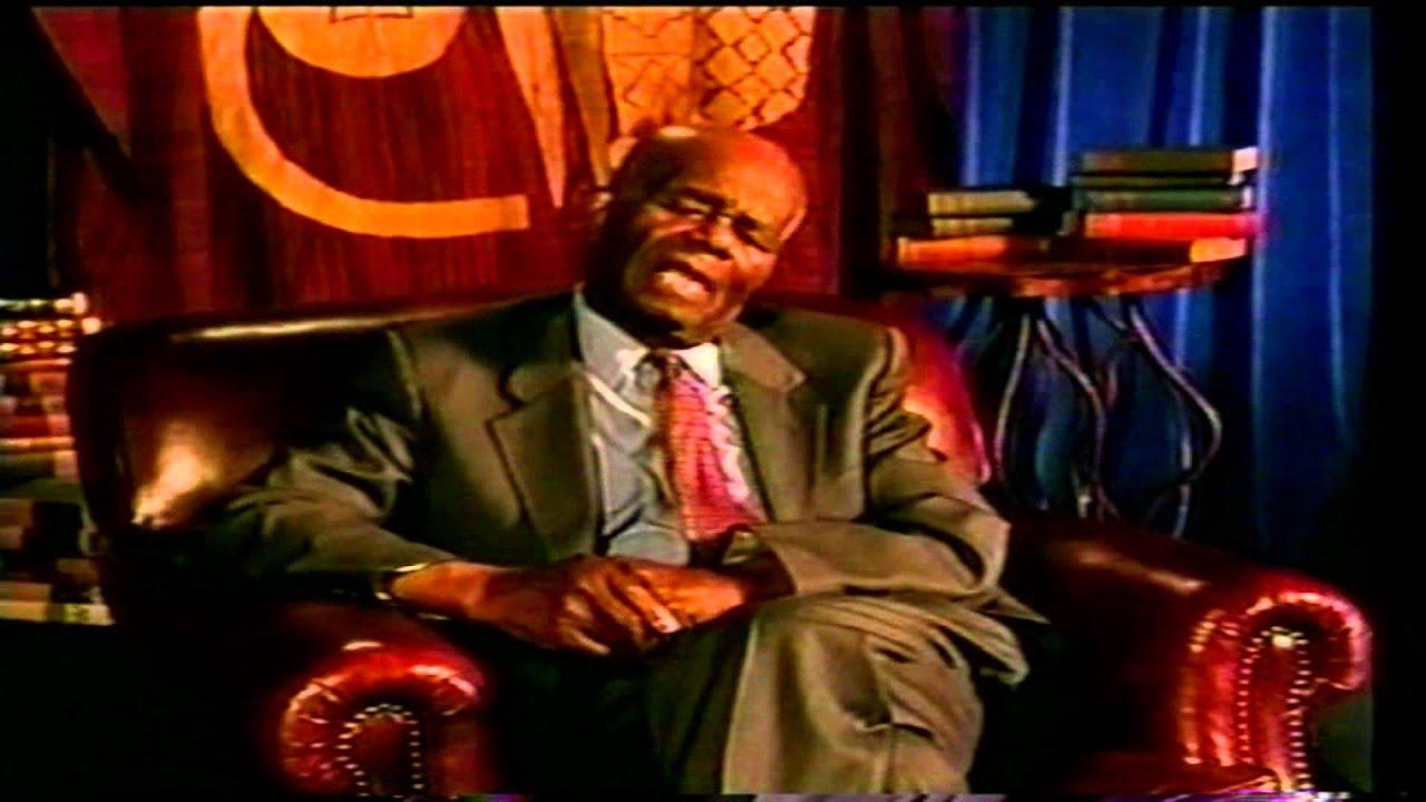 Dr. John Henrik Clarke - Pan Africanism Founding Fathers