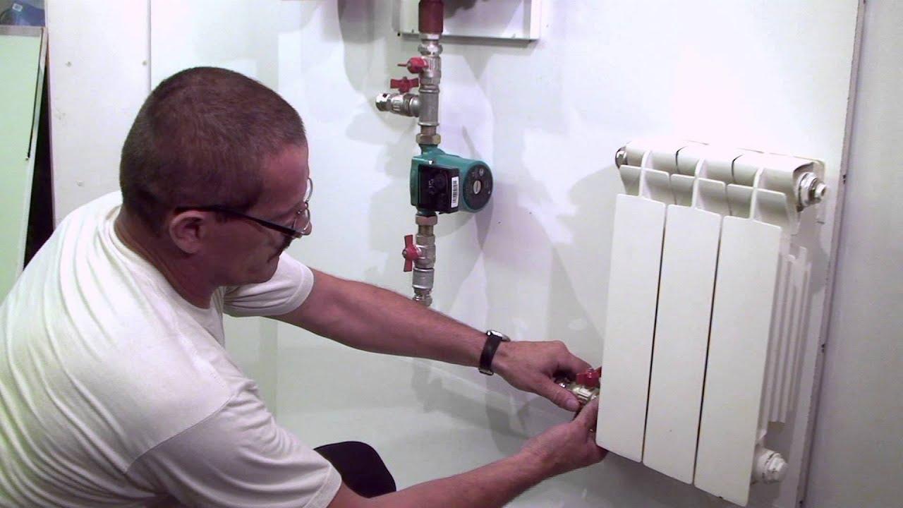 Монтаж электрического котла отопления своими руками