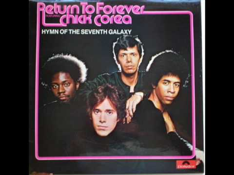 Return to Forever  -  Hymn of the Seventh Galaxy  -