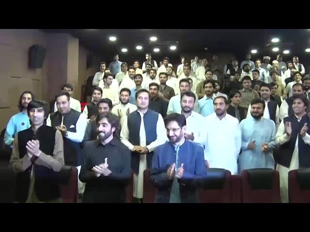 Youth Jirga of erstwhile FATA met General Qamar Javed Bajwa, (COAS) at ISPR