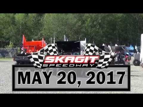 Skagit Speedway Highlights 05 20 2017