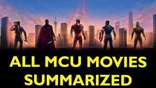 Road to Endgame - All Marvel Movies in Chronological Order - Movie Spoiler Alerts