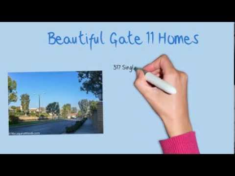 Laguna Woods Gate 11 homes ( Phase 5 )