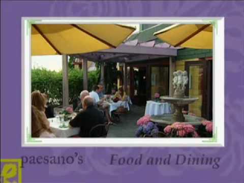 Paesano Restaurant in Ann Arbor, Michigan