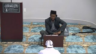 Bait-ul-Aafiyat Open House: Iftar Dinner Quran and Dars