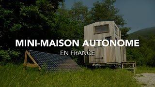 Mini-maison Autonome En France  Visite
