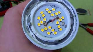 Жөндеу жарықдиодты LED шамдар Ecola Экола