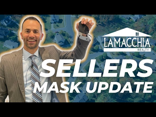 SELLERS: MASK UPDATE 🔊🏠
