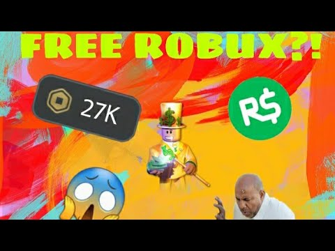 how do you get free robux on a phone
