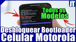 (100% Resolvido!!!) Como Desbloquear Bootloader de QUALQUER SMARTPHONE MOTOROLA 2018