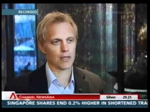 Johan Svanstrom, Managing Director of Hotels.com APAC on Channel NewsAsia - Corporate Travel