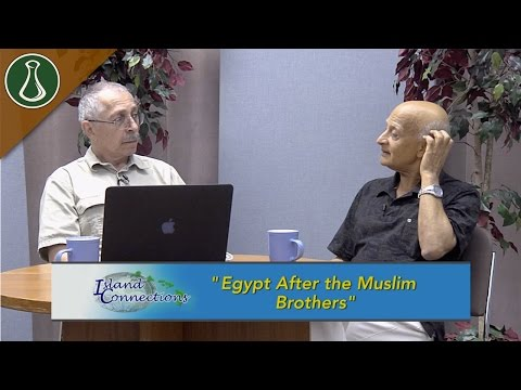 Island Connections: Egypt After the Muslim Brothers