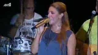 Helena Paparizou - To Fos Stin Psihi (Live @ South Coast 2013)