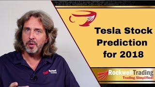 Tesla Stock Prediction 2018
