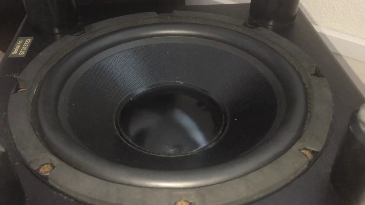 Rel quake subwoofer manual