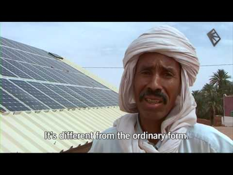 Spark Africa - Algerian dessert is goldmine for solar energy - Episode 17