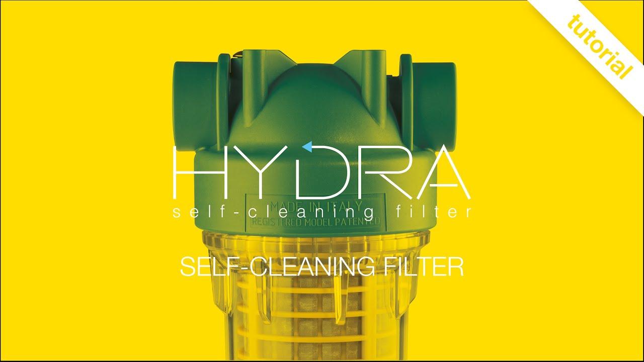 Filtri autopulenti con contro lavaggio hydra di atlas for Atlas filtri anticalcare
