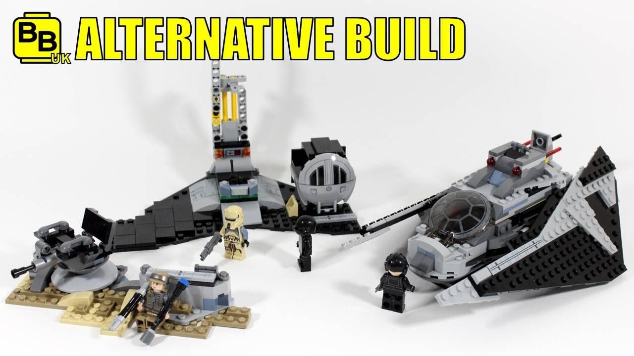 Build Communications Uk Star Wars Array Alternative 75154 Brickbros By Imperial Lego WIbE2eDYH9