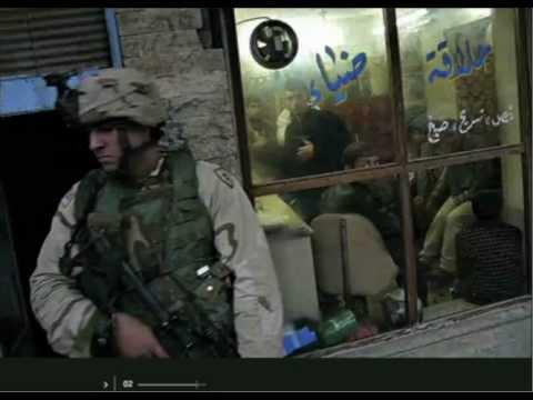 M*A*S*H Iraq - Magnum Photos
