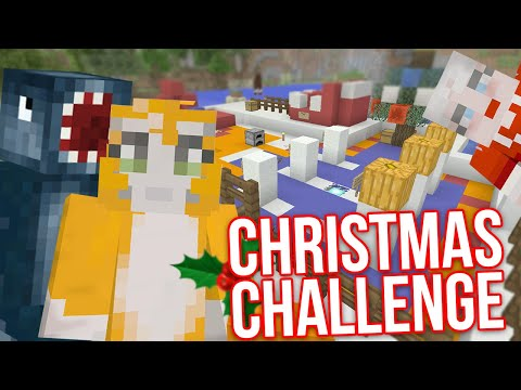 Christmas Rescue Challenge! W/Stampy