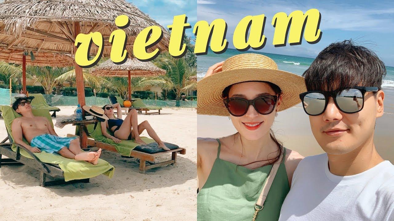 First Time in VIETNAM 🌴Family Chuseok Trip to DA NANG   Vlog