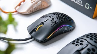The Ultimate Lightweight Mouse? Glorious Model O- Review