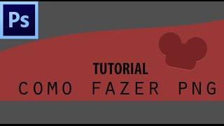 COMO FAZER PNG EM MENOS DE 2 MINUTOS!!! | Igor Nogueira